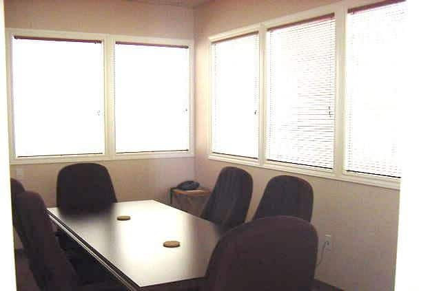 Majestic Resources office interior