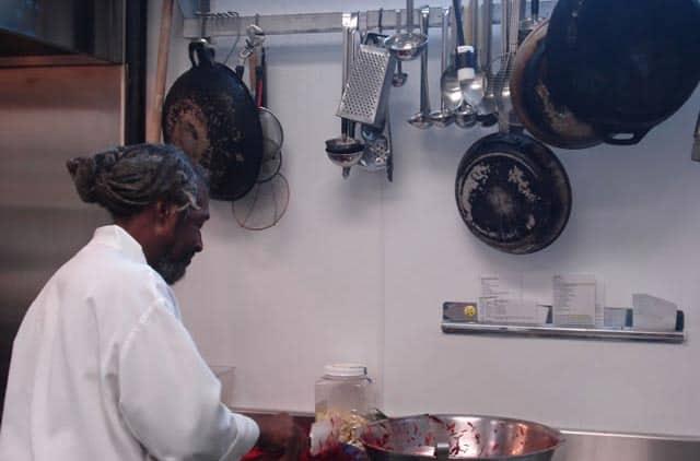 Wheatsville Co-op kitchen